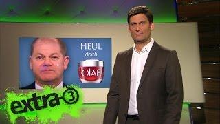 Christian Ehring zur Kanzlerkandidaten-Suche der SPD | extra 3 | NDR