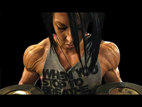 DANA LINN BAILEY – Female bodybuilding motivation