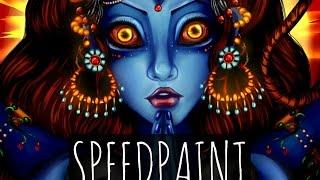 Speedpaint: Kali