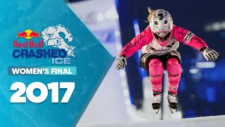 Crashed Ice Marseille: Women's Final | Red Bull Crashed Ice 2017