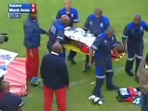 Worst Football (Soccer) Injury Ever - #4