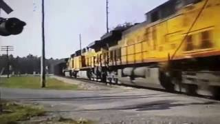 Last Trains on Union Pacific