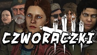 Claudette Morel  Czworaczki - Dead By Daylight #03 w/ GamerSpace, GuGa