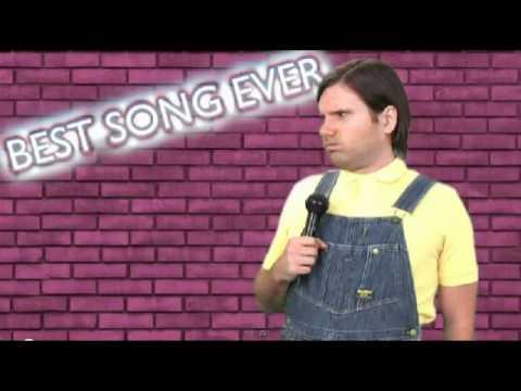 Jon Lajoie - The Best Song (Instrumental)