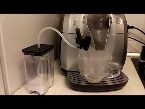 Ремонт капучинатора кофемашины Philips.