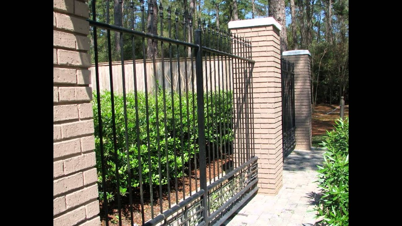 Home Depot Garden Fence Home Design Ideas and