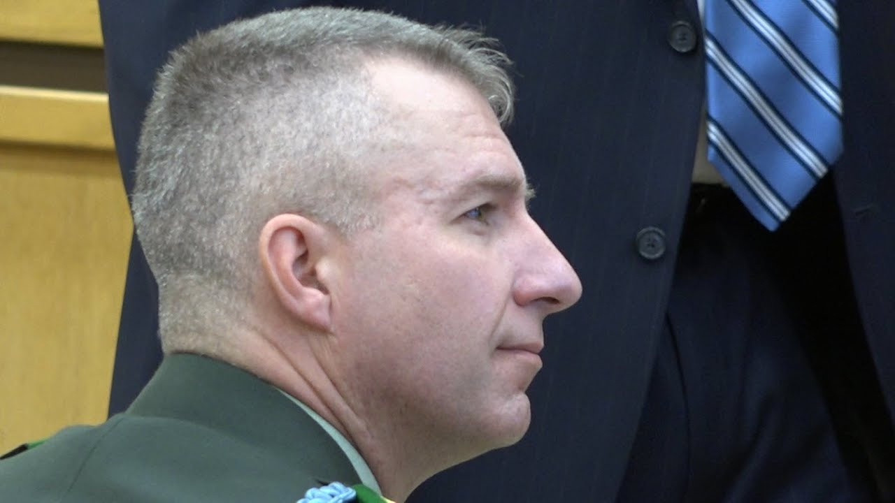 James Carl Brown testifies in Chelan County assault and imprisonment trial