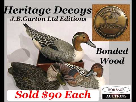 Rob Sage Auction Results March 22