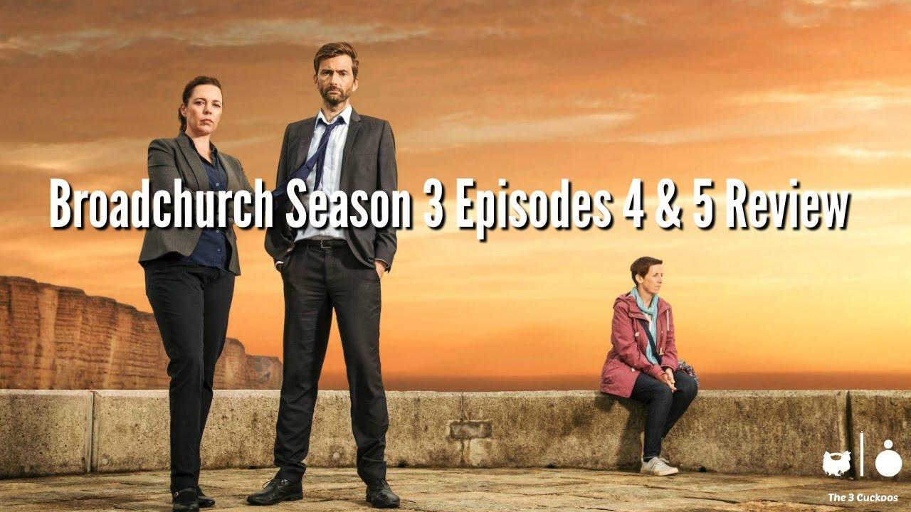 Broadchurch Season 3 Stream