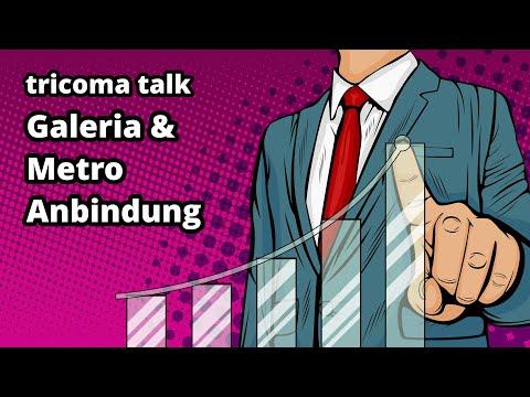 tricoma talk 005 - Galeria und Metro an tricoma anbinden - Zeitplan und Möglichkeiten?