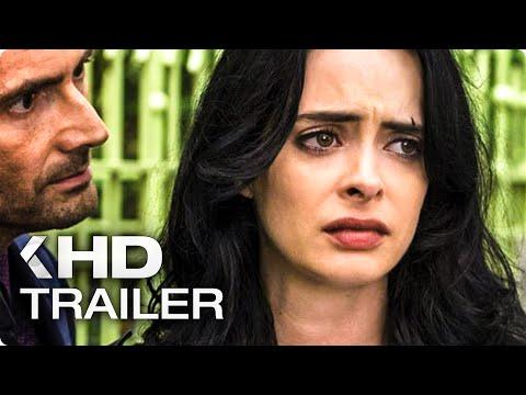 Marvel's JESSICA JONES Staffel 2 Trailer German Deutsch (2018) Netflix