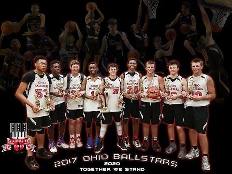 AAU Basketball Championship Ohio Ballstars 2020 vs Club Ohio