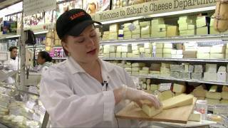 Time for a Snack! - Zabar's Cheese Plate of the Week