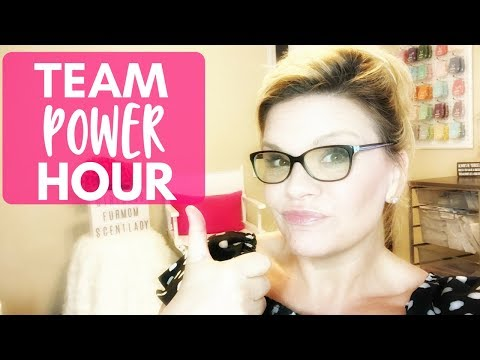 Scentsy Team Power Hour 4-19-18