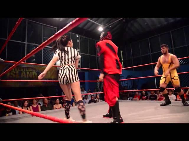 SPW Hardcore: DrGore vs Eurasian Dragon vs LaPatka