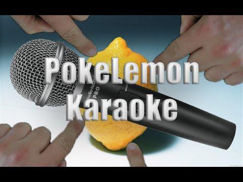 PokeLemon karaoke (Original Karaoke Video)