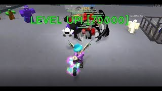 Roblox Zombie Attack - Level 70,000!