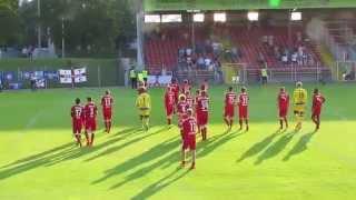 Fortuna Düsseldorf 4:3 Ipswich Town - the Friendliest of Friendlies :)