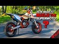 Want A Supermoto? | Build & Costs Explained