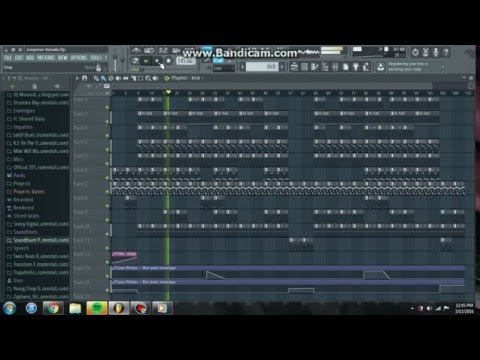 Drake & Future - Jumpman Instrumental Remake (FLP) (FL STUDIO 12)