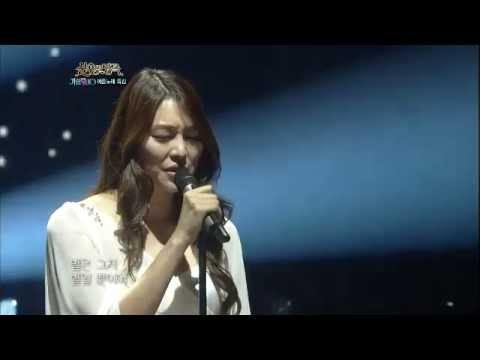 [HIT] 불후의명곡2-차지연(Cha Ji Youn) - 별이 진다네.20120721