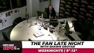 Sports Radio 104.3 The Fan LIVE  