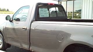 Toledo, Ohio 2002 F-150 Xl At Steve Rogers Ford