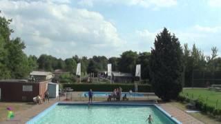 Vakantiepark De Luttenberg zwemmen