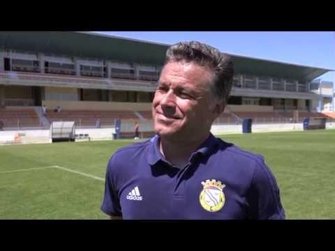 FC Alverca U19 vs Sporting CP U19- Reações ao jogo