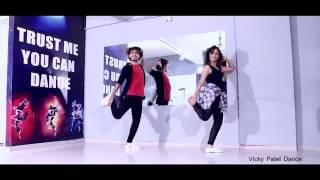Ding Dang Dance Video Munna Michael   Vicky Patel Choreography Duet , Couple Dance