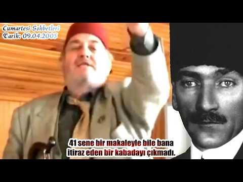 KRAL ÇIPLAK, Hepsi Biliyor! - Üstad Kadir Mısıroğlu [LOZAN ZAFER Mİ, HEZİMET Mİ?]