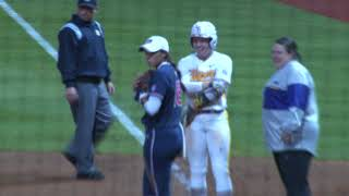 HIGHLIGHTS | LSU Softball Defeats Auburn in the SEC Opener