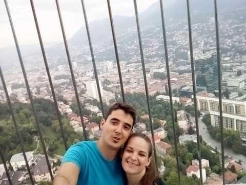 Avaz Twist Tower, Sarajevo, Bosnia & Herzegovina, 2016
