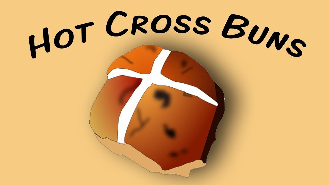 Hot Cross Buns (fingerplay song for children) - YouTube
