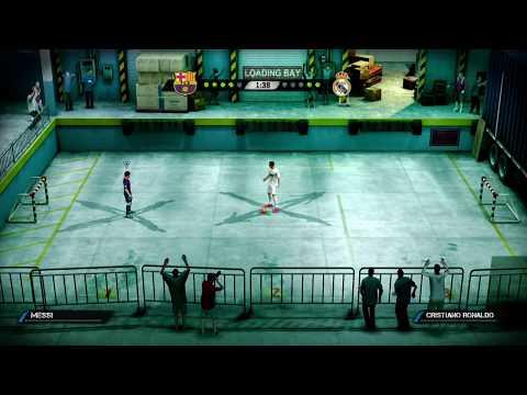 Messi v Ronaldo Episode 1 (Fifa Street)