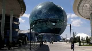 видео Выставка Энергия мечты в Москве 2018 (Выставочный комплекс Исторического музея)