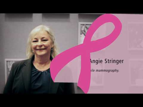 Angie Stringer Breast Cancer Awareness Month