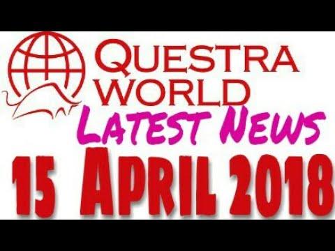 Questra world Latest News 15 April