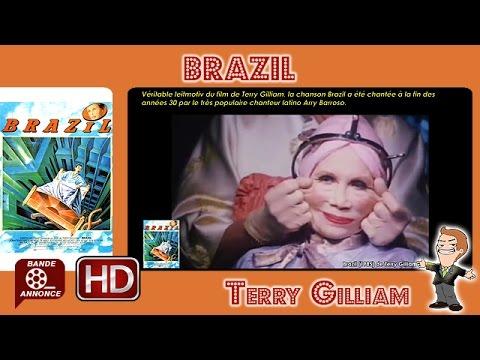 Brazil de Terry Gilliam (1985) #MrCinema 180