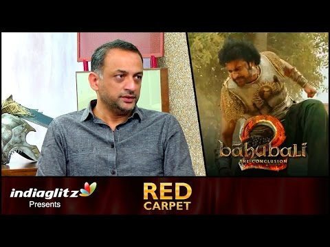Thumbnail: After brainstorming 25 versions Bahubali 2 Trailer creates record : Shobu Yarlagadda Interview