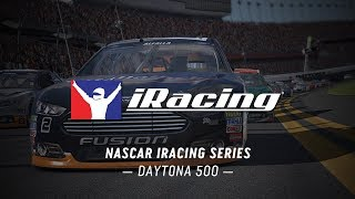 NASCAR iRacing Series: Daytona 500 thumbnail