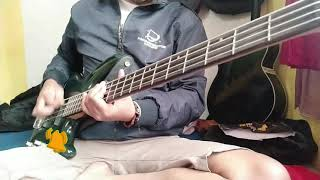 J-Rocks - Meraih Mimpi At Guinness Live Studio ( Bass Cover ) March 2021