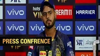 IPL 2019: Nitish Rana Blames Power Outage For His Dismissal | Sports Tak