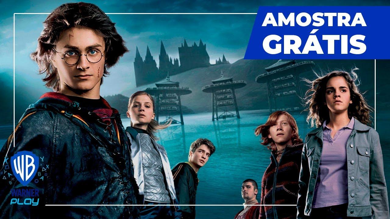Amostra Grátis - Harry Potter e o Cálice de Fogo - 10 primeiros minutos