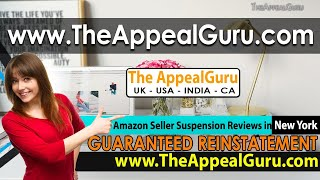 Amazon Seller Suspension Reviews in New York - Amazon Account Suspended How to Get it Back