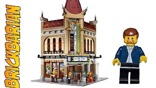 Lego Investing Palace Cinema Set 10232