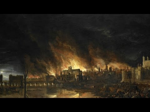 London's Great Fire and its Aftermath - Dr Stephen Porter