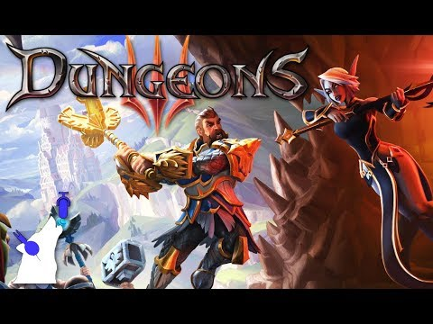 dungeons 3 - powering up |
