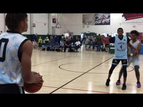 Cameron Crane #0 Gets Buckets🔥💯💪 On BallerTV  U17 AAU Tournament