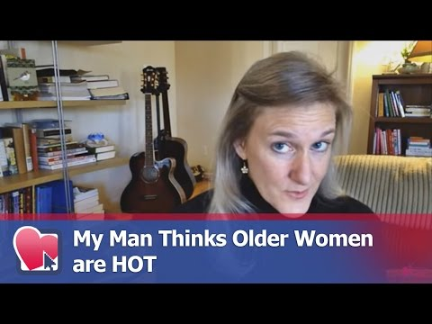 My Man Thinks Older Women are HOT - by Claire Casey (for Digital Romance TV)